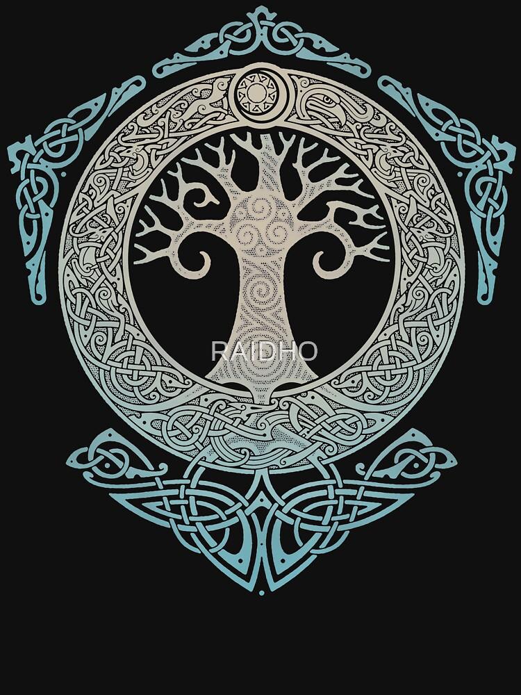 YGGDRASIL.TREE OF LIFE. by RAIDHO
