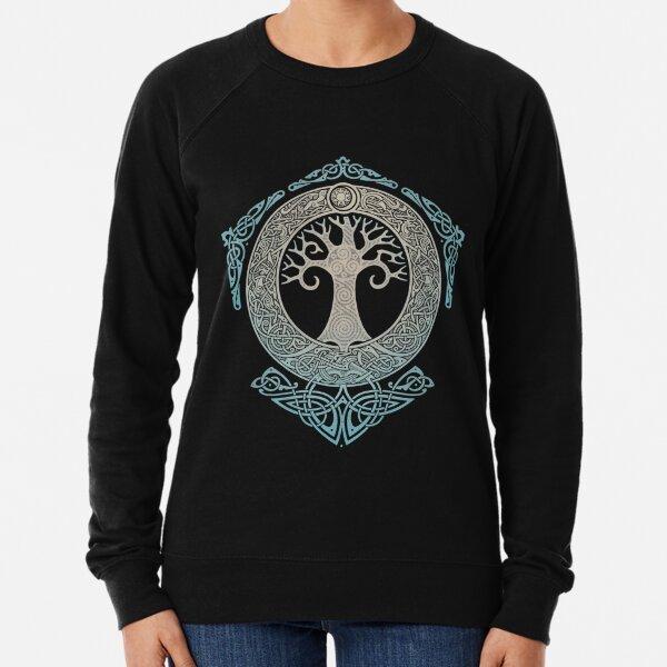 YGGDRASIL.TREE OF LIFE. Lightweight Sweatshirt
