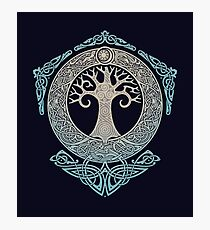 YGGDRASIL.TREE OF LIFE. Photographic Print