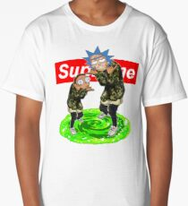 supreme rick Long T-Shirt
