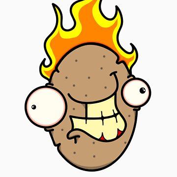 Hot Potato... by ComradeMax
