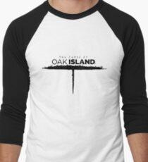 oak island Men's Baseball ¾ T-Shirt