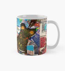 Mossy Book Worm Classic Mug