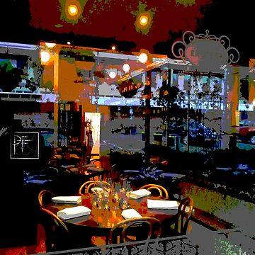 Woolloongabba cafe, Paula Deacon PE by DeaconPE