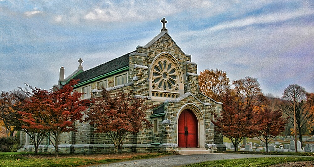 The Church by GPMPhotography