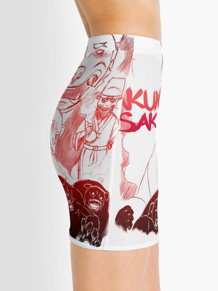 Alternate view of Akuma Sake Mini Skirt