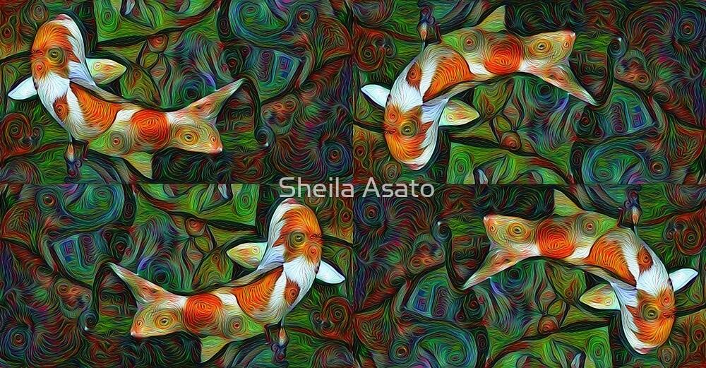 Dream Fish by Sheila Asato