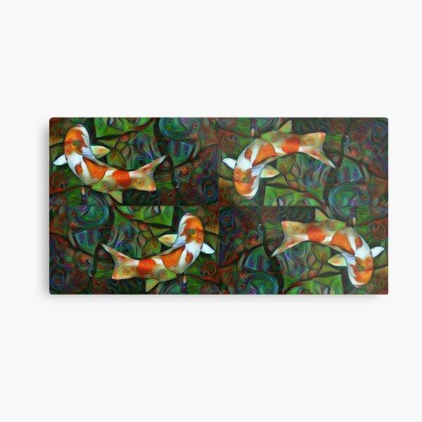Dream Fish Metal Print