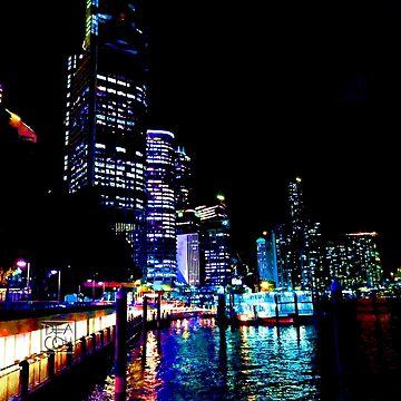 Eagle St Brisbane, Paula Deacon PE by DeaconPE