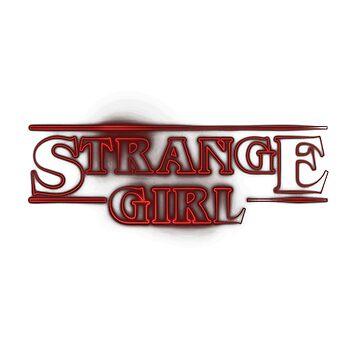 Strange Girl by Greenland12