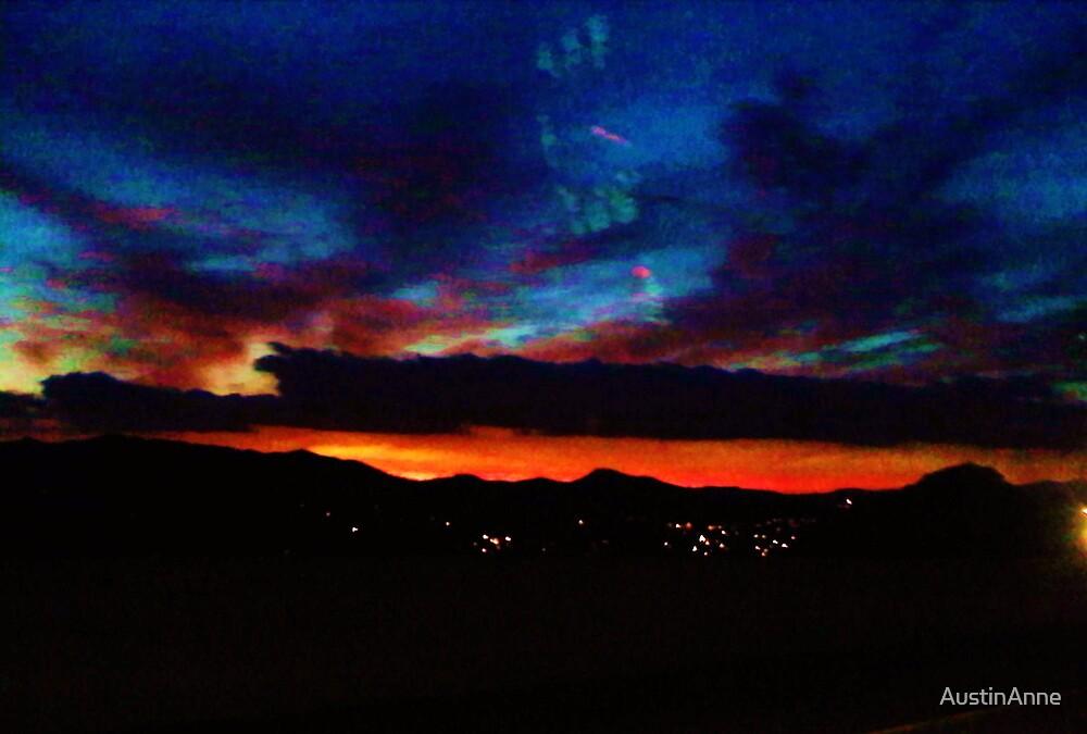 Evening Glow by AustinAnne