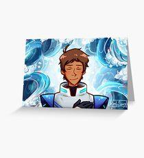 Guardian Spirit of Water Greeting Card