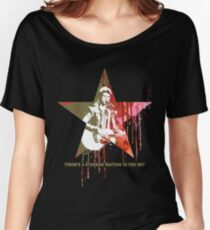 David Bowie - Starman #2 Women's Relaxed Fit T-Shirt