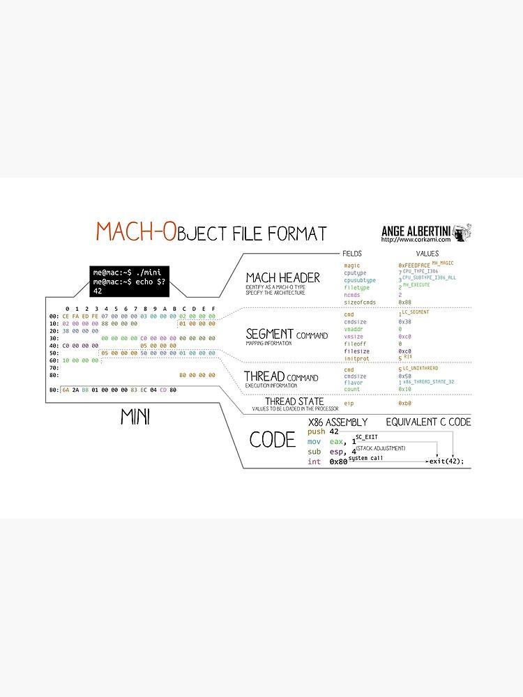 a mini Mach-O by Ange4771