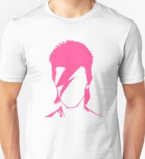 ROCK N ROLL STAR #pink Unisex T-Shirt
