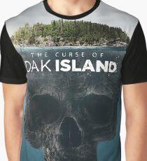 oak island Graphic T-Shirt