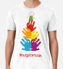 #HugsForNoah Christmas Tree Jumper Premium T-Shirt