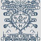 The Crit by artlahdesigns