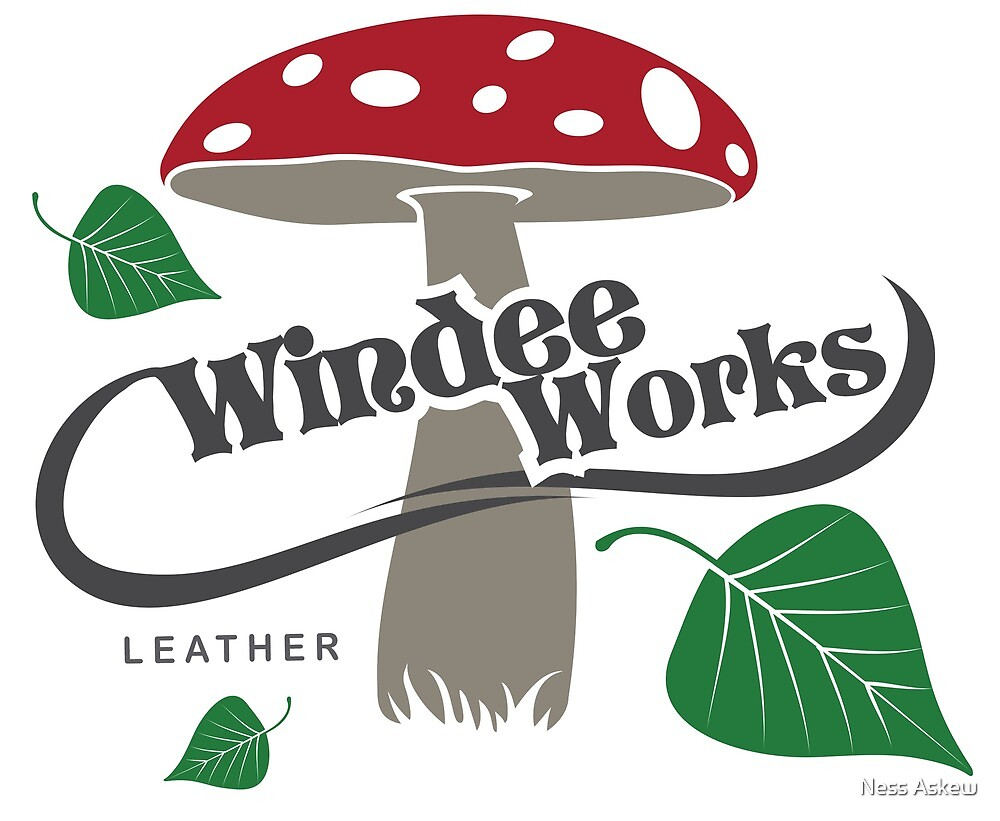 Windee Works Leather by Ness Askew