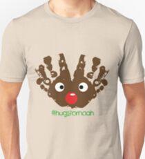 #HugsForNoah Rudolph Christmas Jumper Slim Fit T-Shirt