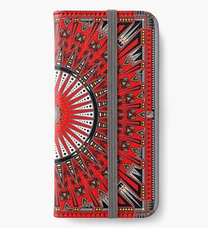 Thunderbirds iPhone Wallet