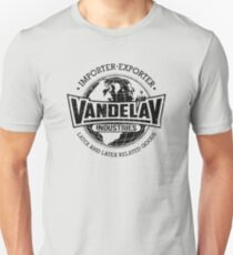 Vandelay Industries (Black) Unisex T-Shirt