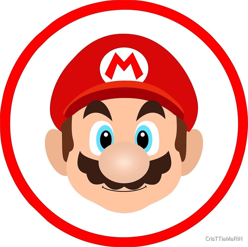 Super Mario by CrisTTiaMaRiN