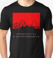 The Lost Boys - I Thought I Told You To Stay Off The Boardwalk T-Shirt