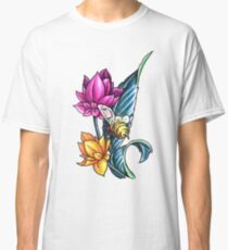 Bee on a Flower Classic T-Shirt