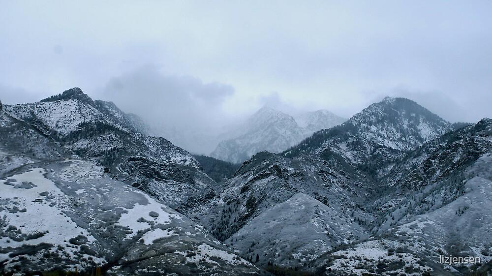 More Snow! by lizjensen