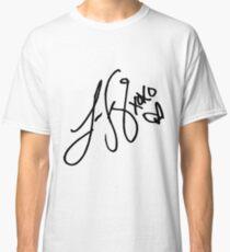 "Fifth Harmony - ""Signatures"" Lauren Jauregui Classic T-Shirt"