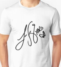 "Fifth Harmony - ""Signatures"" Lauren Jauregui T-Shirt"