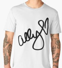 "Fifth Harmony - ""Signatures"" Ally Brooke Men's Premium T-Shirt"