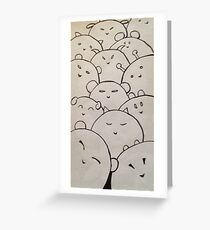 Kawaii Greeting Card