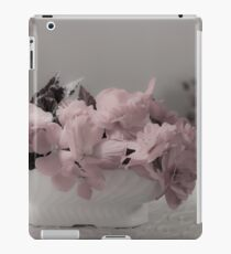 A Soft Serving Of Begonias iPad Case/Skin