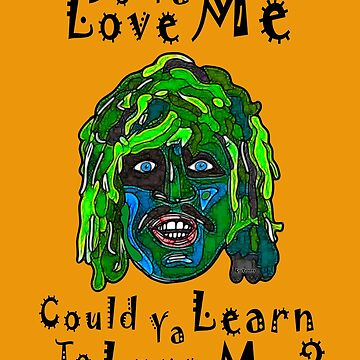 Mighty Boosh - Old Gregg for Emily by eyevoodoo