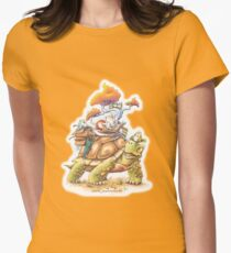 Book Adventure Women's Fitted T-Shirt
