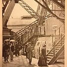 Eiffel Tower Paris France 1889 World Exposition Photograph by T-ShirtsGifts