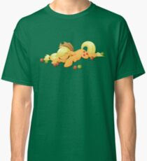 Sleeping Applejack (No BG) Classic T-Shirt