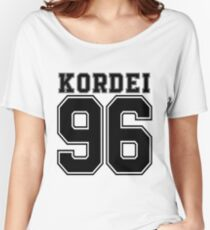 Fifth Harmony - Normani Kordei ' 96 Women's Relaxed Fit T-Shirt