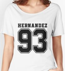Fifth Harmony - Ally Brooke Hernandez ' 93 Women's Relaxed Fit T-Shirt