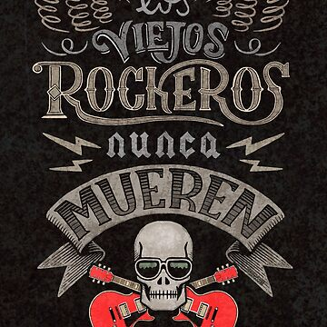 Viejos Rockeros by pepetto