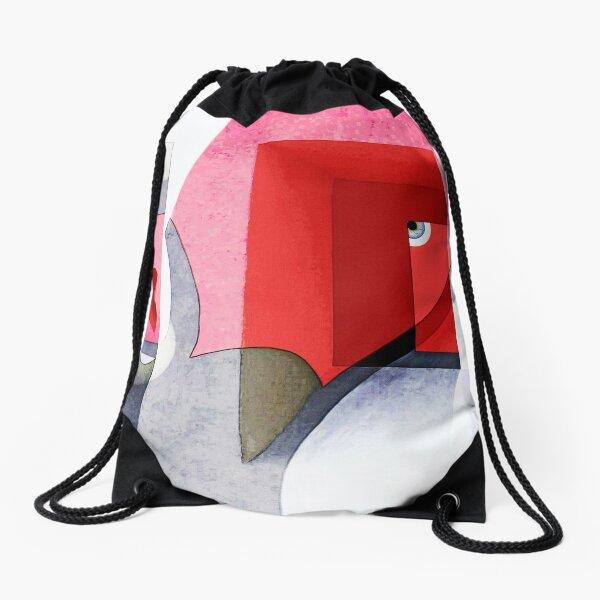 Mind Bender Drawstring Bag
