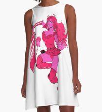 Lusty Attack - Multicolour A-Line Dress