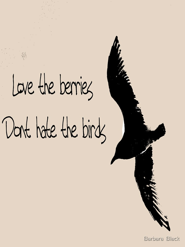 Dont hate the birds by wondermombb
