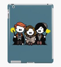 Archie, Betty, Juggie as Ron, Hermione, Harry iPad Case/Skin