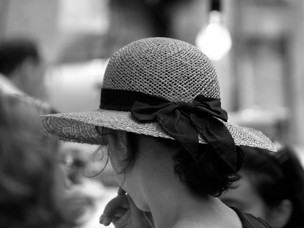 Straw hat by MichaelBr