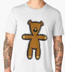 teddy mr. bean Men's Premium T-Shirt