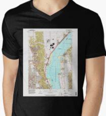 USGS TOPO Map Illinois IL Spring Bay 308770 1996 24000 T-Shirt