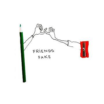 Fake Friend by bilet